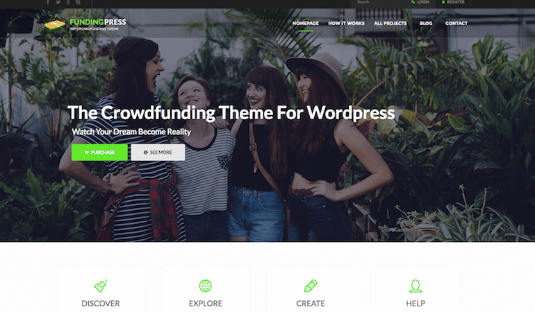 Fundingpress Crowdfunding Marketplace review