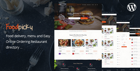 Food Delivery marketplace