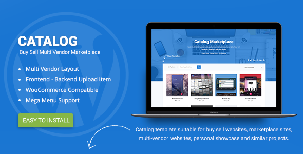 Catalog Marketplace Theme