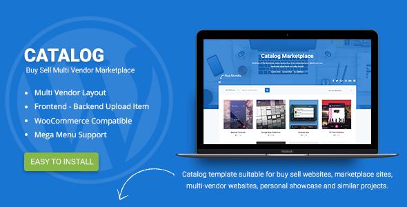 Catalog Marketplace Theme