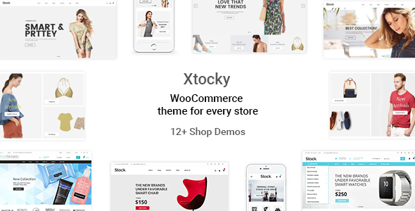 xtocky wordpress theme
