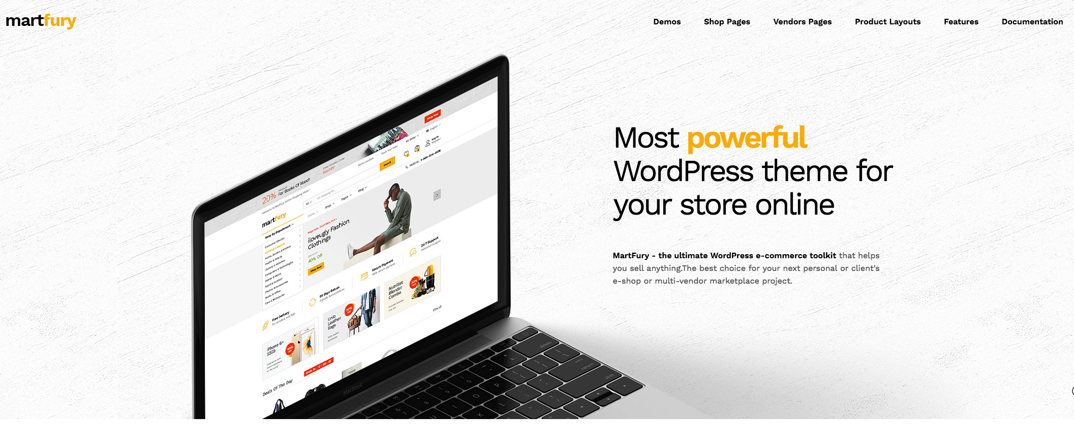 martfury theme wordpress
