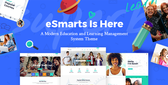 esmarts wordpress theme